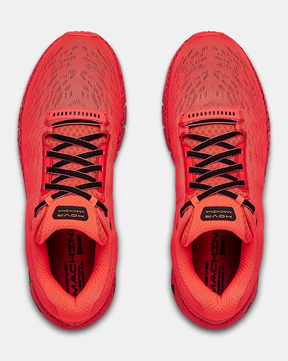 Men's UA HOVR™ Machina Running Shoes, Red, pdpMainDesktop image number 2