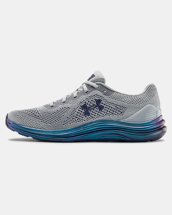 Men's UA Liquify Running Shoes, Gray, pdpMainDesktop image number 1