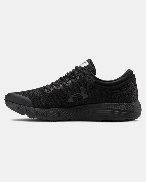 Men's UA Charged Bandit 5 Running Shoes, Black, pdpMainDesktop image number 1