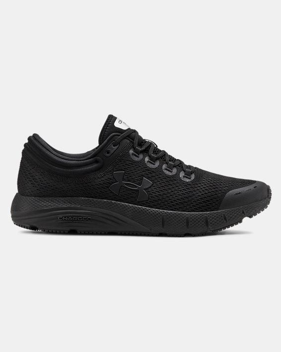 Men's UA Charged Bandit 5 Running Shoes, Black, pdpMainDesktop image number 0
