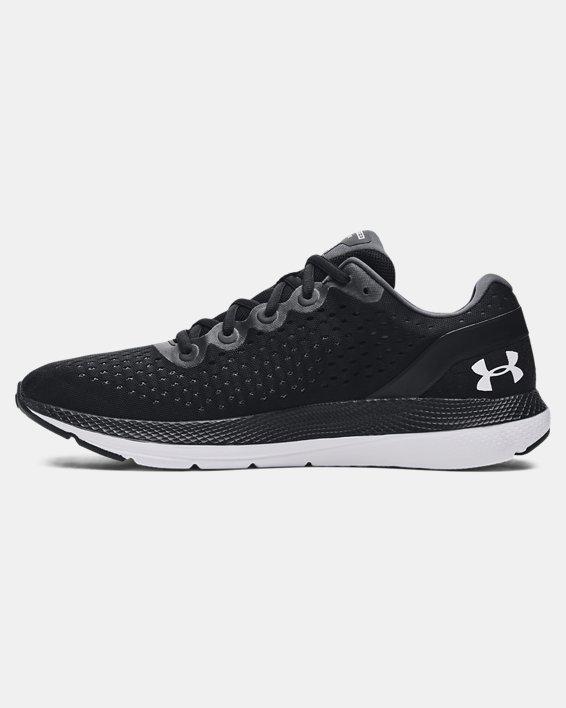 Men's UA Charged Impulse Running Shoes, Black, pdpMainDesktop image number 1
