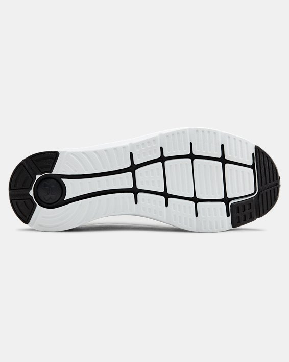 Men's UA Charged Impulse Running Shoes, Black, pdpMainDesktop image number 4
