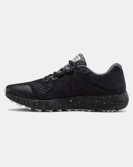 Men's UA Charged Bandit Trail Running Shoes, Black, pdpMainDesktop image number 1