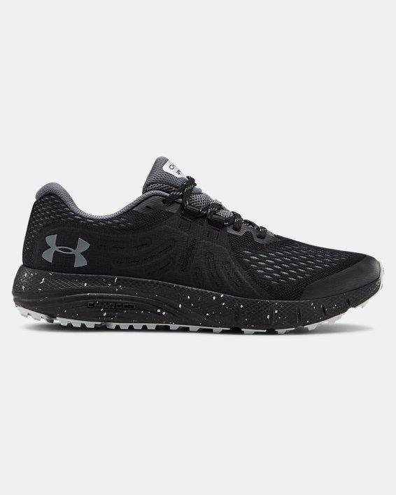 Men's UA Charged Bandit Trail Running Shoes, Black, pdpMainDesktop image number 0