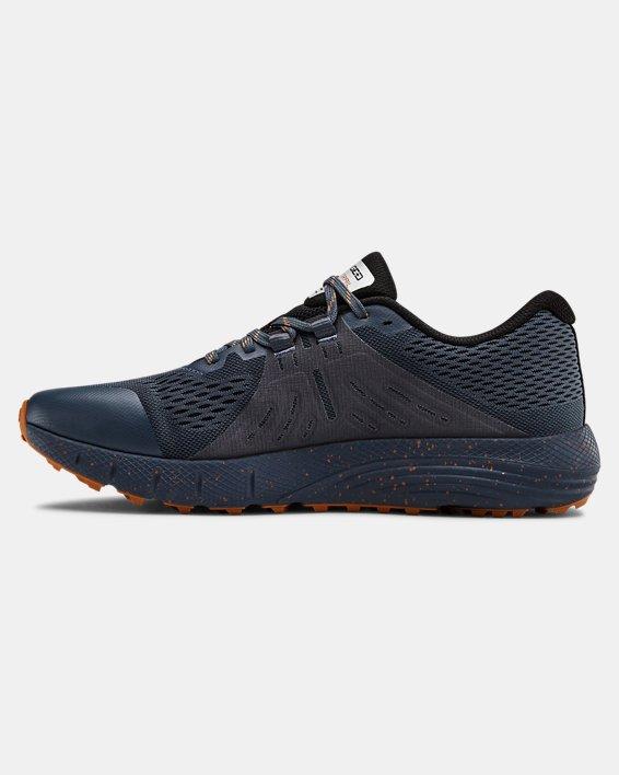 Men's UA Charged Bandit Trail Running Shoes, Gray, pdpMainDesktop image number 1