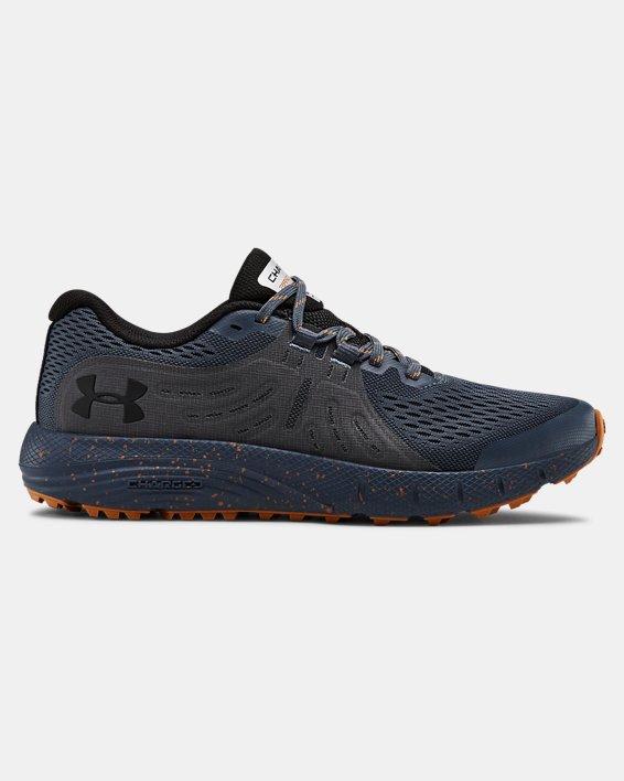 Men's UA Charged Bandit Trail Running Shoes, Gray, pdpMainDesktop image number 0