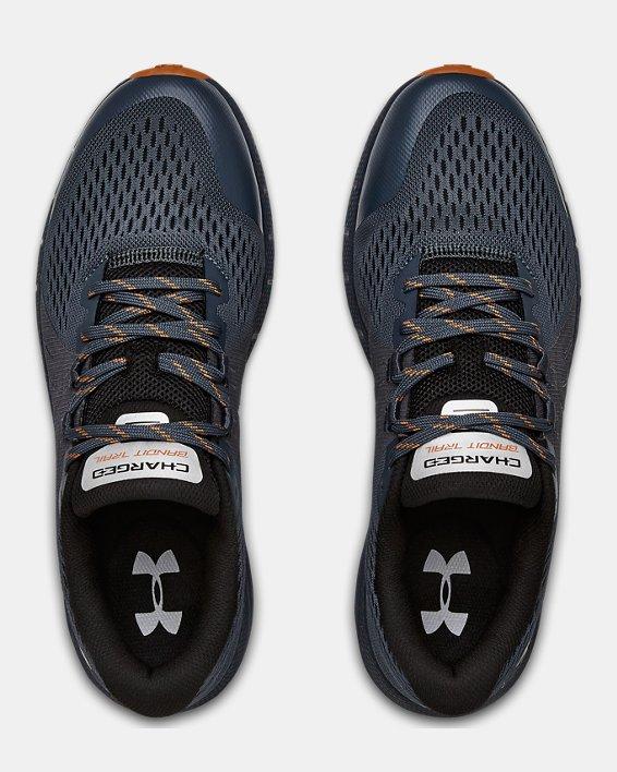 Men's UA Charged Bandit Trail Running Shoes, Gray, pdpMainDesktop image number 3