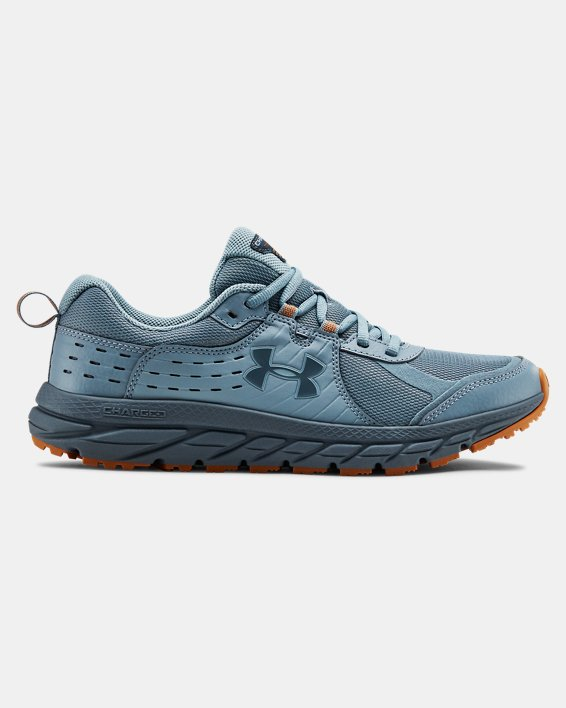 Men's UA Charged Toccoa 2 Running Shoes, Gray, pdpMainDesktop image number 0