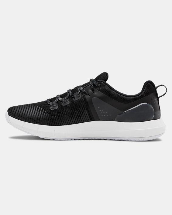 Men's UA HOVR™ Rise Training Shoes, Black, pdpMainDesktop image number 1