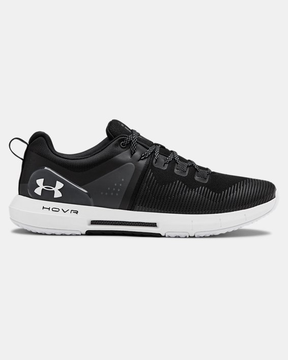 Men's UA HOVR™ Rise Training Shoes, Black, pdpMainDesktop image number 0