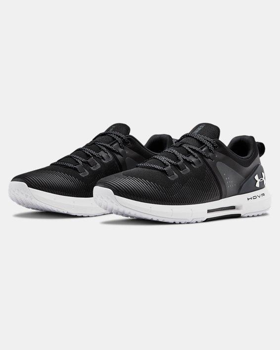 Men's UA HOVR™ Rise Training Shoes, Black, pdpMainDesktop image number 4