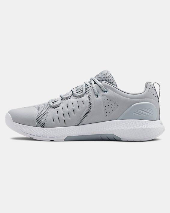 Men's UA Charged Commit 2 Training Shoes, Gray, pdpMainDesktop image number 1
