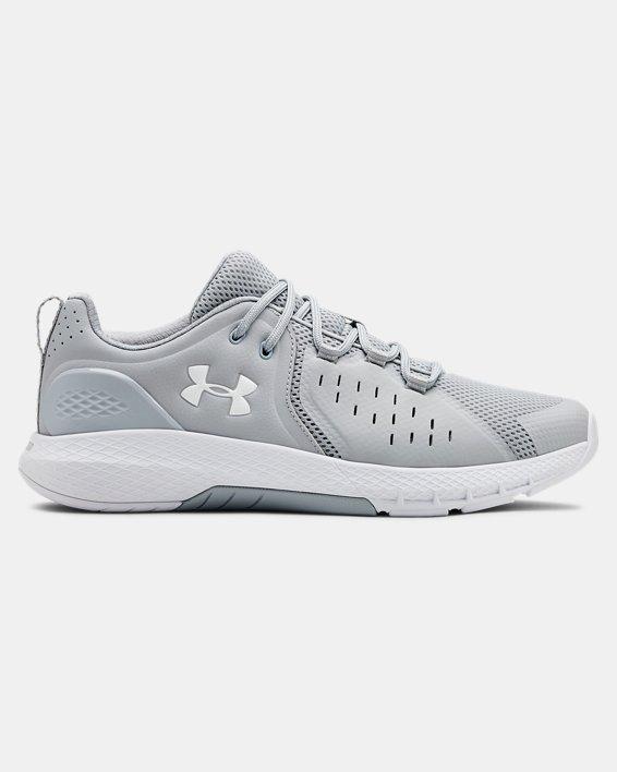 Men's UA Charged Commit 2 Training Shoes, Gray, pdpMainDesktop image number 0