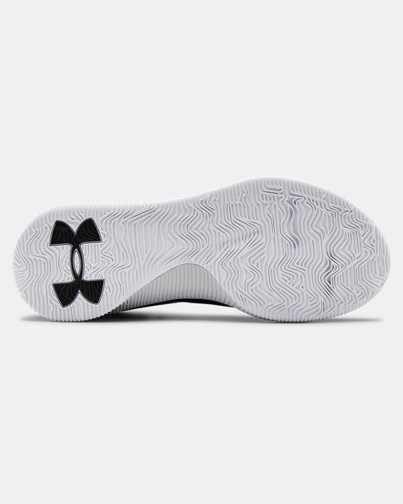 Men's UA Jet Basketball Shoes, Black, pdpMainDesktop image number 2