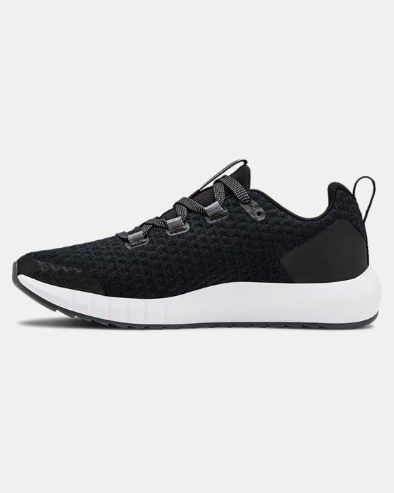 Grade School UA Suspend Shoes, Black, pdpMainDesktop image number 1