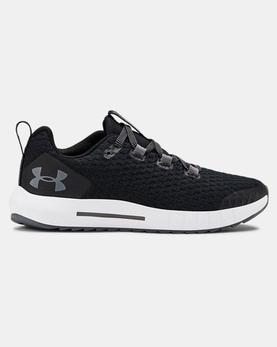 Grade School UA Suspend Shoes, Black, pdpMainDesktop image number 0
