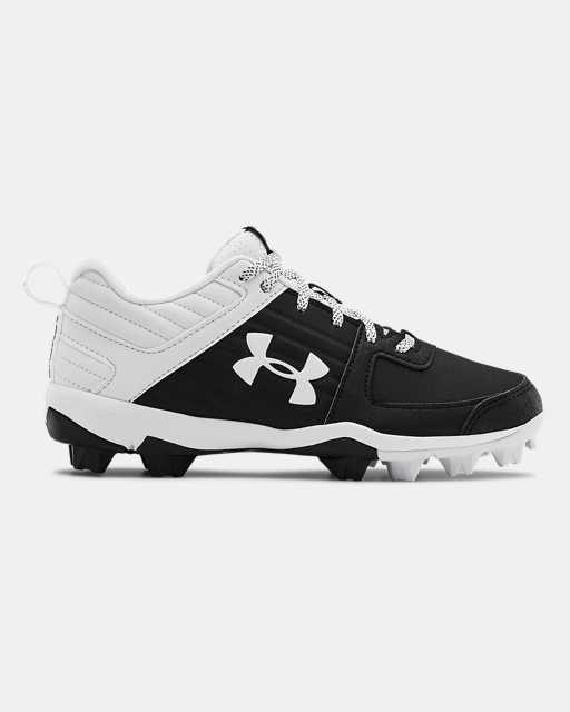 Boys' UA Leadoff Low RM Jr. Baseball Cleats