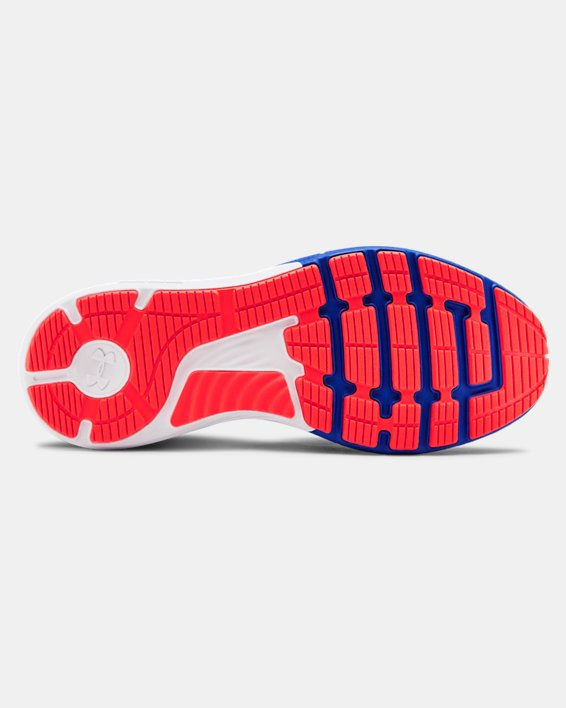 Grade School UA Bandit 5 Running Shoes, Gray, pdpMainDesktop image number 2