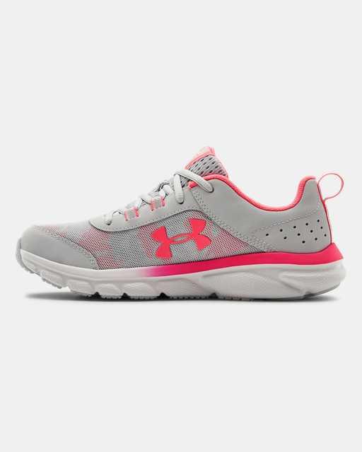 Chaussures de running Grade School UA Assert 8