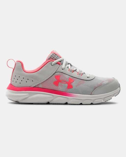 Grade School UA Assert 8 Running Shoes