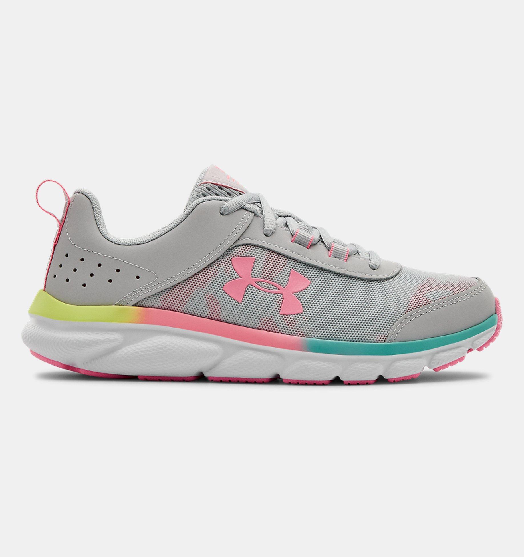 Underarmour Grade School UA Assert 8 Running Shoes