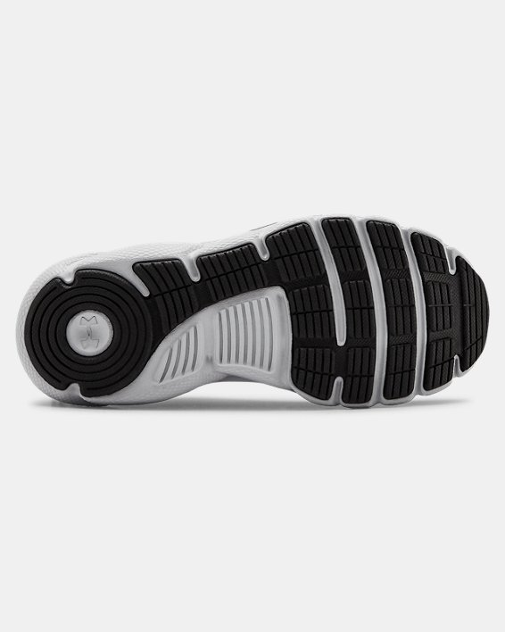 Pre-School UA Assert 8 AC Running Shoes Running Shoes, Black, pdpMainDesktop image number 4