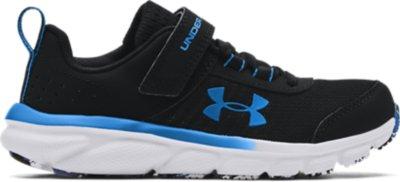 Under Armour Kids Grade School Assert 8 Frosty Sneaker