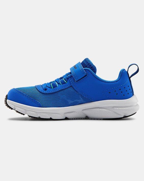 Pre-School UA Assert 8 AC Running Shoes Running Shoes, Blue, pdpMainDesktop image number 1