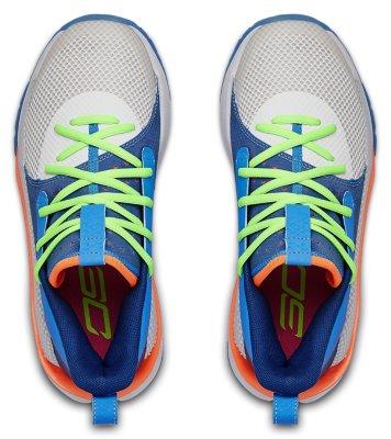 Kids' Grade School UA Curry 7 Basketball Shoes | Under Armour