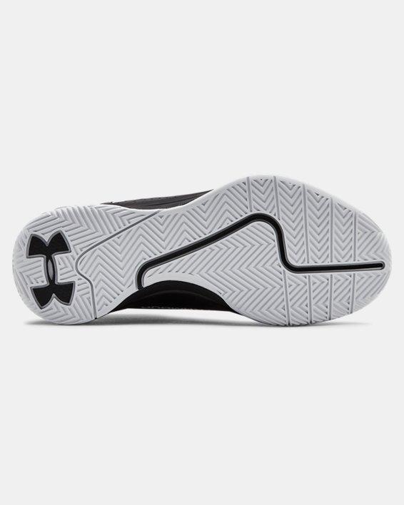 Grade School UA Jet 2019 Basketball Shoes, Black, pdpMainDesktop image number 4