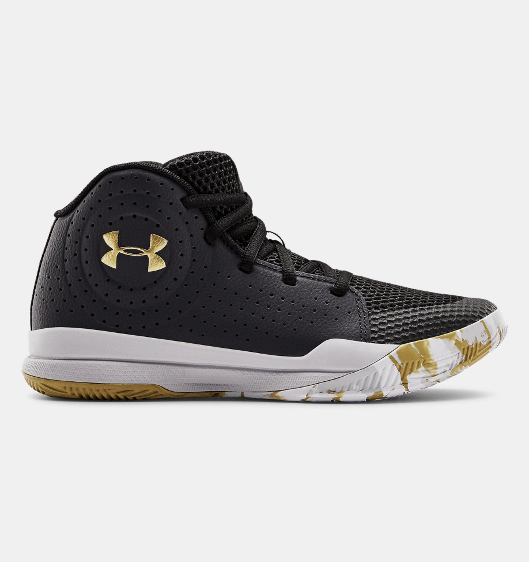 Underarmour Grade School UA Jet 2019 Basketball Shoes