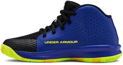 Under Armour Unisex-Child Pre School 2019 Basketball Shoe