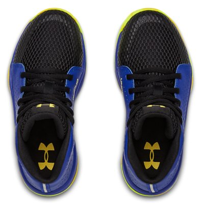 Under Armour Pre School 2019 Basketball Shoe Jet Gray 103 //Halo Gray 11 US Unisex Little Kid