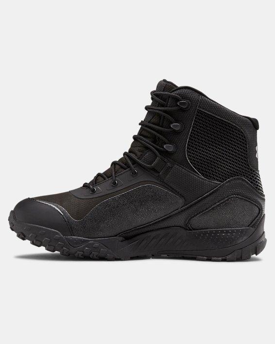 Men's UA Valsetz RTS 1.5 Waterproof Tactical Boots, Black, pdpMainDesktop image number 1