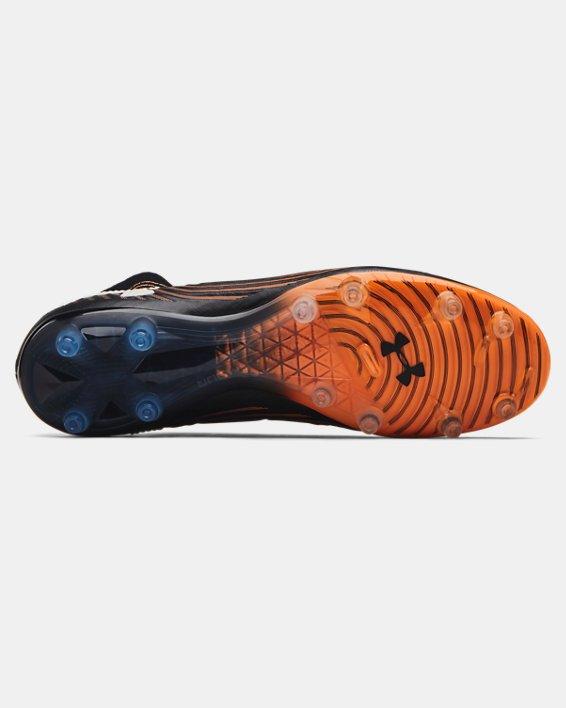 Men's UA Magnetico Control Pro MDFG Soccer Cleats, Black, pdpMainDesktop image number 2