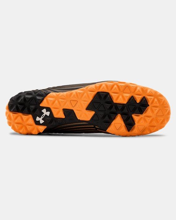 Men's UA Magnetico Control Select TF Soccer Cleats, Black, pdpMainDesktop image number 2