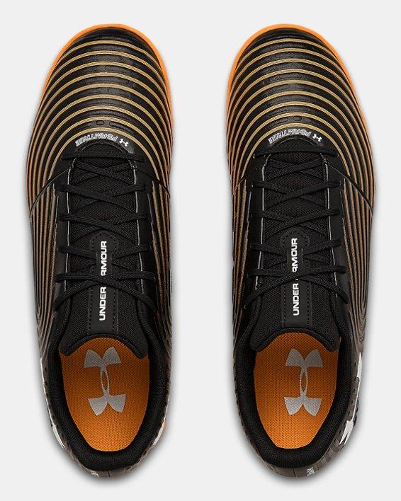 Men's UA Magnetico Control Select TF Soccer Cleats, Black, pdpMainDesktop image number 3