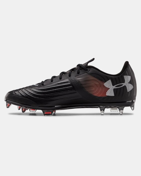Men's UA Magnetico Pro SL FG Soccer Cleats, Black, pdpMainDesktop image number 1