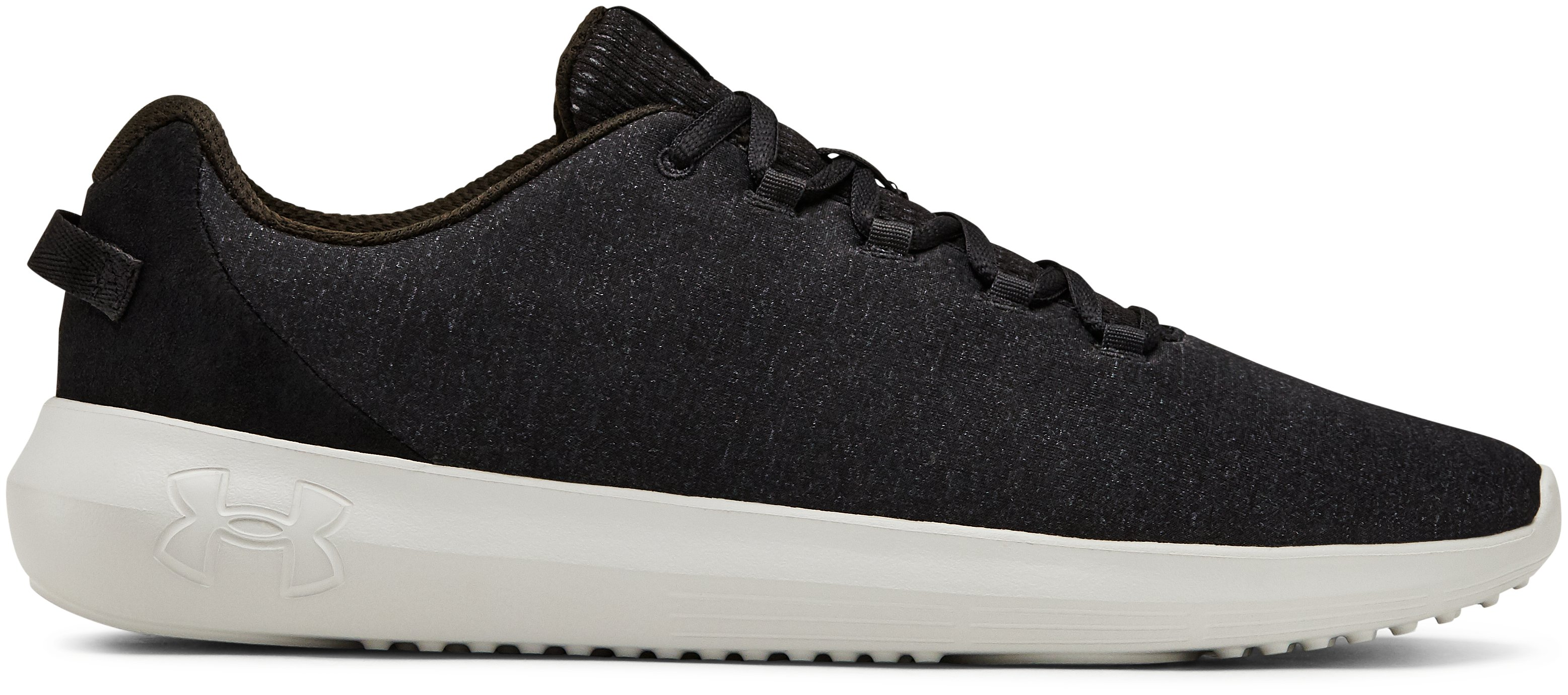 Men's UA Ripple Heather Sportstyle Shoes, 360 degree view