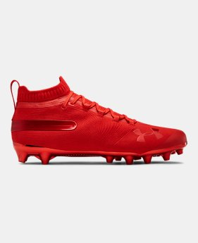 ae2766643d7 Men s UA Spotlight Suede MC Football Cleats 4 Colors Available  110