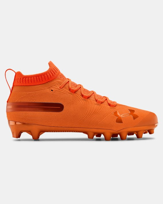 Men S Ua Spotlight Suede Mc Football Cleats Under Armour
