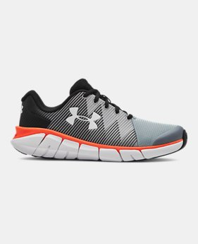 86355e326b38 New to Outlet Boys' Grade School UA X Level Scramjet 2 Running Shoes 3  Colors