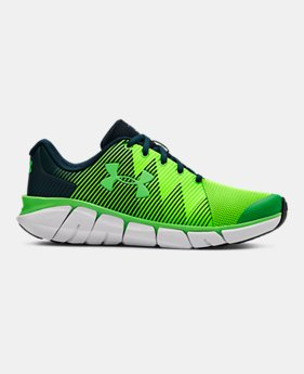 c73c603c029b New Arrival Boys  Grade School UA X Level Scramjet 2 Running Shoes 1 Color  Available