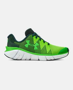 f9b665297c Kids' Green Athletic Shoes | Under Armour US