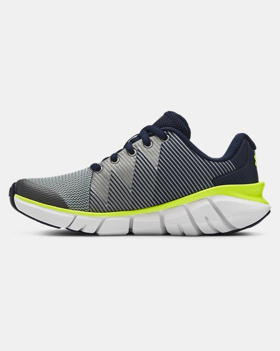 Boys' Pre-School UA X Level Scramjet 2 Running Shoes, Navy, pdpMainDesktop image number 1