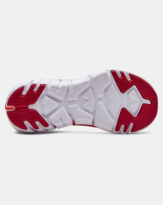 Boys' Pre-School UA X Level Scramjet 2 Running Shoes, Red, pdpMainDesktop image number 2