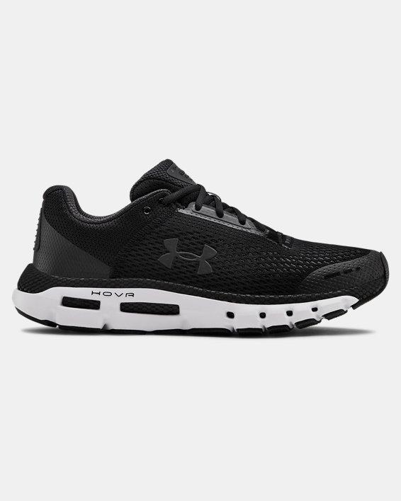 Men's UA HOVR™ Infinite Wide 4E Running Shoes, Black, pdpMainDesktop image number 0