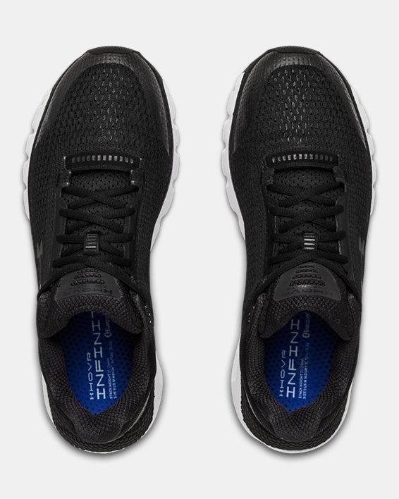 Men's UA HOVR™ Infinite Wide 4E Running Shoes, Black, pdpMainDesktop image number 3