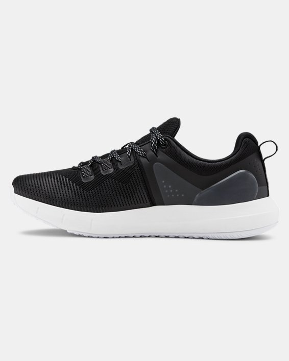 Women's UA HOVR™ Rise Training Shoes, Black, pdpMainDesktop image number 1