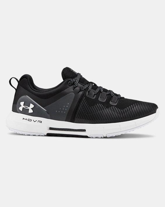Women's UA HOVR™ Rise Training Shoes, Black, pdpMainDesktop image number 0